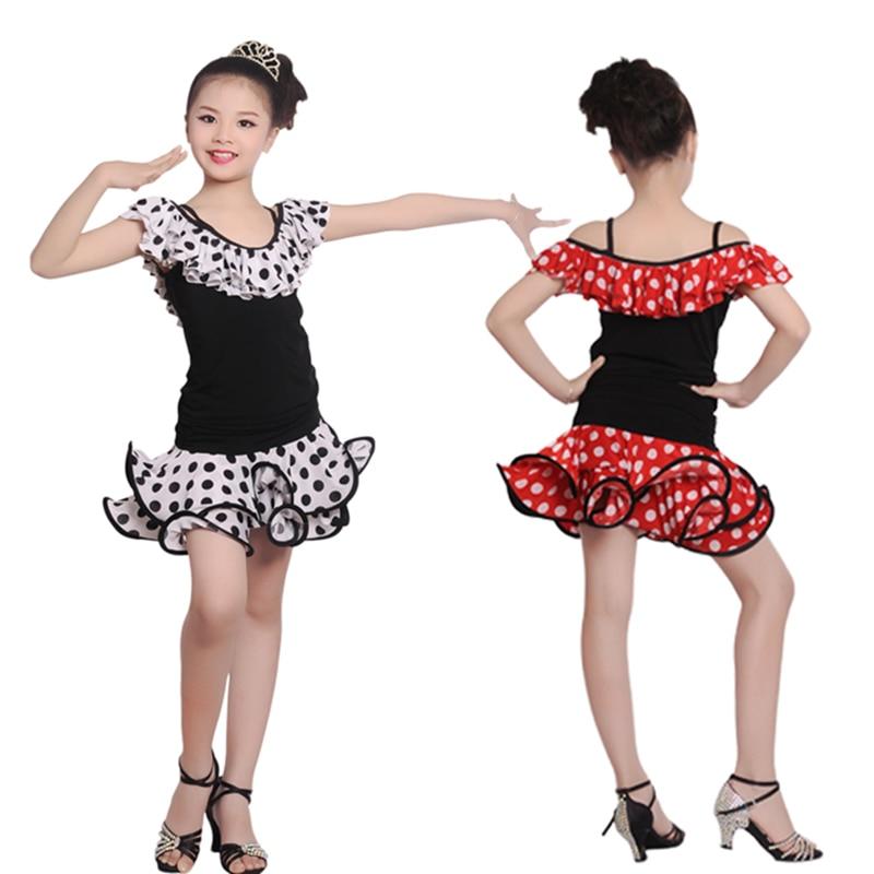 Sexy tango dress