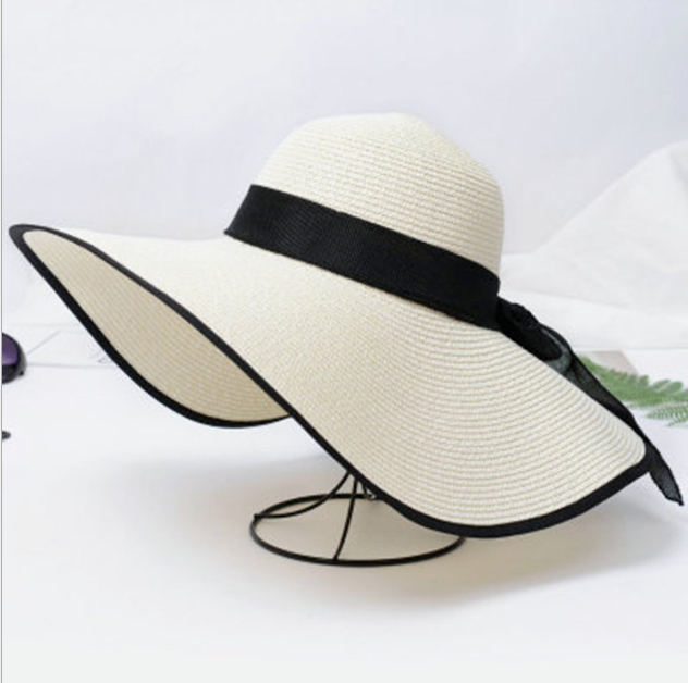 Women's Mesh Straw Sunhat Fisherman Cap Wide Hat Summer Travel Climbing Beach Foldable Hats White Beige Yellow Khaki