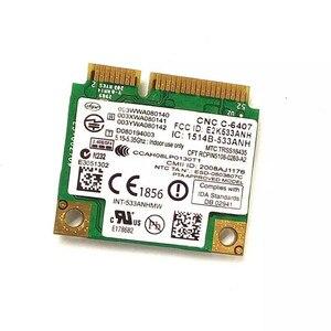 Image 2 - صلة إنتل واي فاي 5300 533AN_HMW 5300AGN 0N230k 802.11a/g/n 2.4G و 5G 450 150mbps البسيطة PCI E لديل توشيبا شنتشو آسوس كمبيوتر محمول ايسر