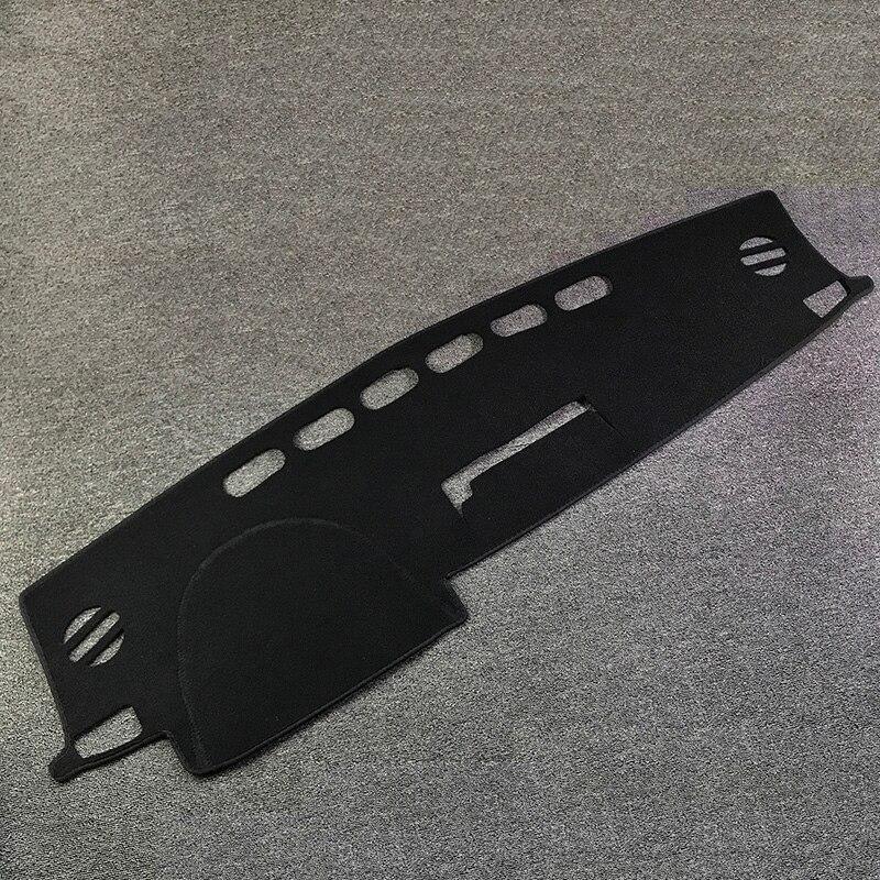 JEAZEA for Toyota RAV4 XA40 2014 2015 2016 LHD Car Inner Dashboard Mat Carpet Sun Shade