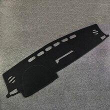 XA40 JEAZEA para Toyota RAV4 2014 2015 2016 Coche LHD interior Dashboard Estera Alfombra Almohadilla Cubierta de Protección Visera Parasol salpicadero