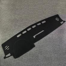 JEAZEA for Toyota RAV4 XA40 2014 2015 2016 LHD Car Inner Dashboard Mat Carpet Sun Shade Protection Cover Pad Visor DashMat