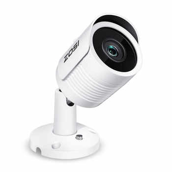 ZOSI IP Camera PoE 2MP HD IP66 Weatherproof Outdoor Indoor Infrared Night Vision Security Video Surveillance SD card slot - DISCOUNT ITEM  32% OFF All Category