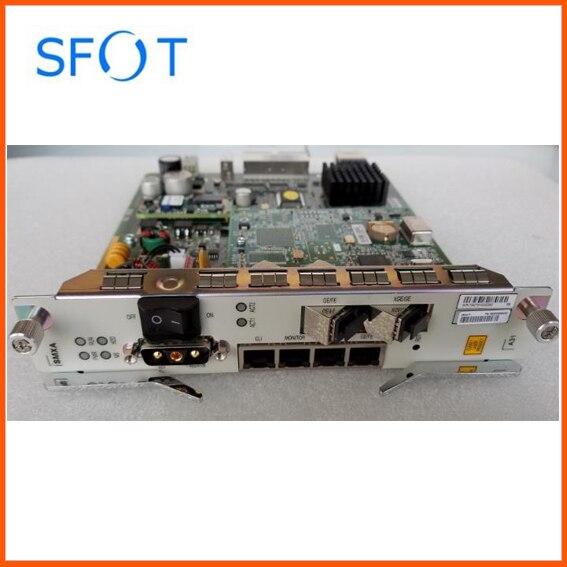 Carte de commande de liaison montante d'origine SMXA/3 10G avec modules complets pour ZTE OLT ZXA10 C320