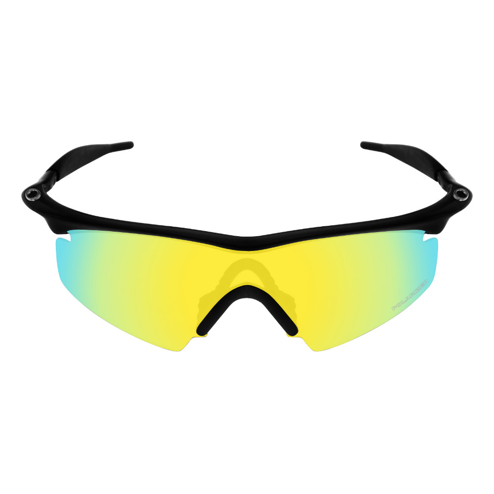 9278f474488 Mryok+ POLARIZED Resist SeaWater Replacement Lenses for Oakley M Frame  Strike Sunglasses 24K Gold-in Accessories from Apparel Accessories on  Aliexpress.com ...