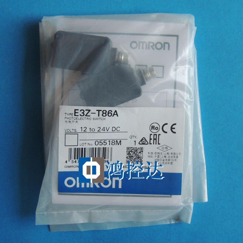 Nouveau véritable interrupteur photoélectrique OMRON E3Z-T86A