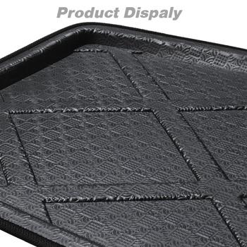 коврики Kia   Buildreamen2 для Kia KX Cross автомобильные аксессуары задний поддон для обуви лайнер багажник коврик пол багаж коврик для багажного отсека грязевая з...