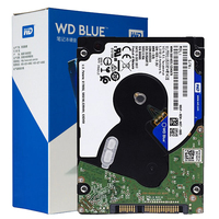 Western Digital  WD Blue 4TB Mobile Hard Disk Drive 15mm 5400 RPM SATA 6Gb/s 8MB Cache 2.5 Inch for PC WD40NPZZ Internal Hard Drives
