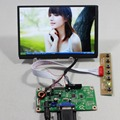 VGA LCD controller board with 7inch N070ICG LD1 39pin Reversal 1280x800 IPS lcd panel