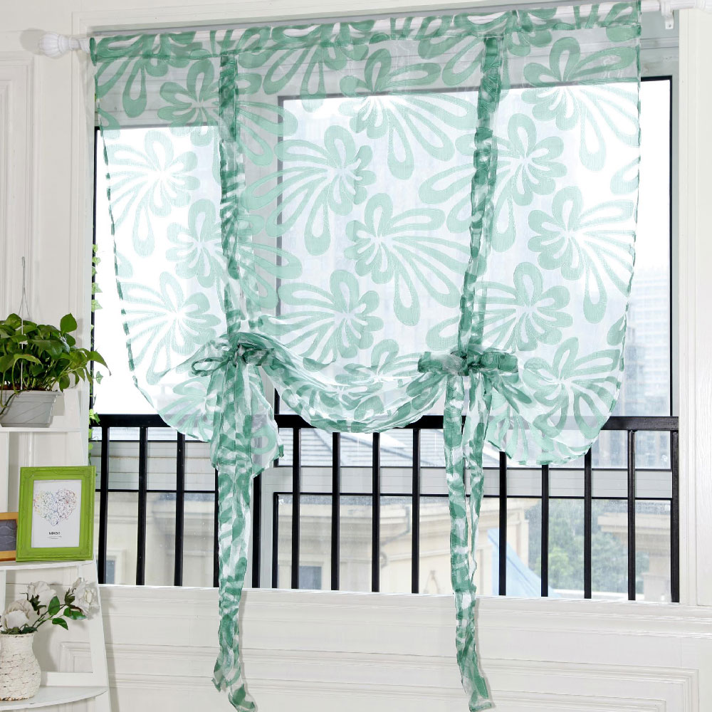 Modern Simple Style Tulle Curtains For Living Room Bedroom
