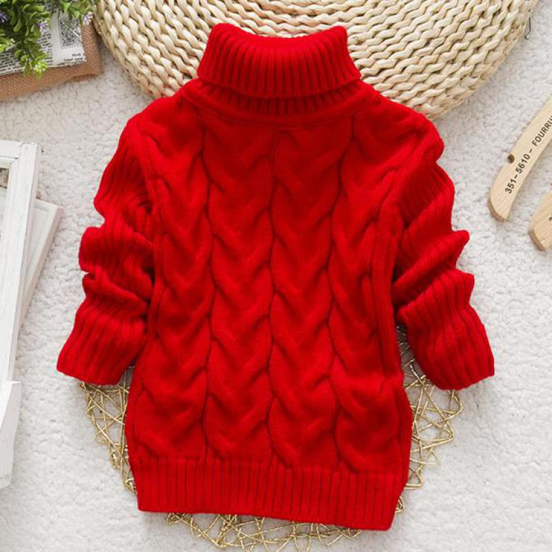 2016 new arrival baby girls and boys clothing sweater spring/autumn baby sweaters newborn clothes Turtleneck Sweater 25