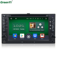 GreenYi 8 Core Android 6 0 2G RAM Car DVD Radio Player For KIA Sportage Cerato