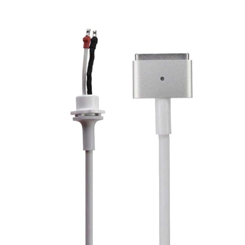 Cordon cc câble T prise pour chargeur Magsafe2 Apple Macbook Pro Air 45 W 60 W 85 W ordinateur portable appareil