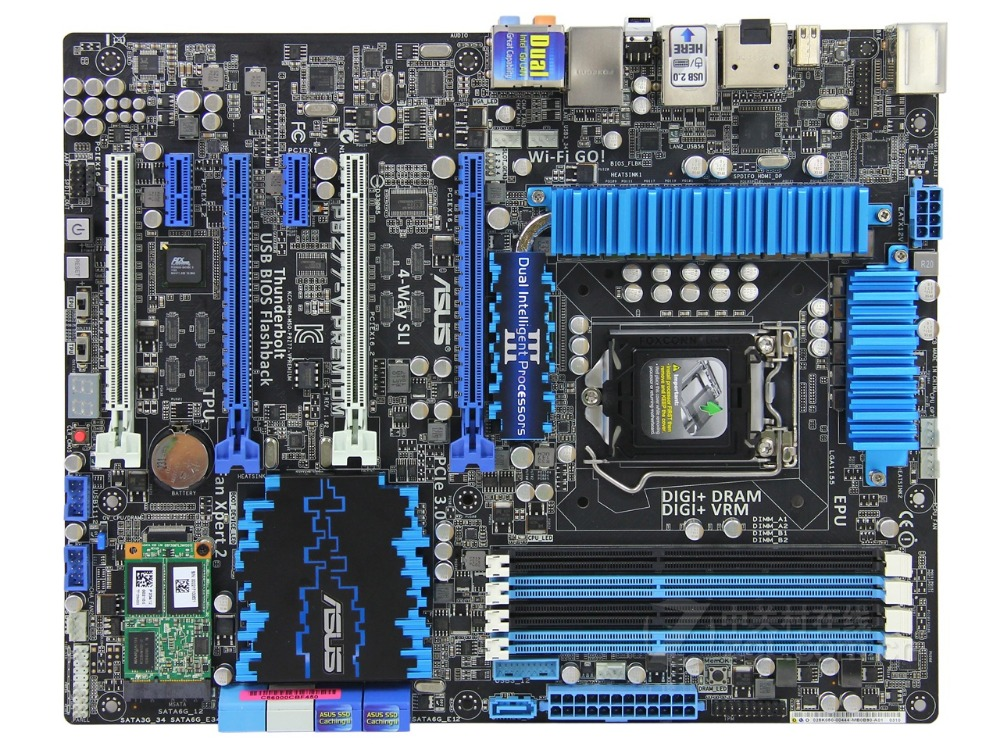Motherboard for ASUS P8Z77-V Premium LGA 1155 DDR3 for i3 i5 i7 32GB USB2.0 USB3.0 Z77 Desktop motherboard Free shipping original motherboard asus p8z77 i deluxe lga 1155 ddr3 for i3 i5 i7 usb2 0 usb3 0 16gb z77 desktop motherboard free shipping