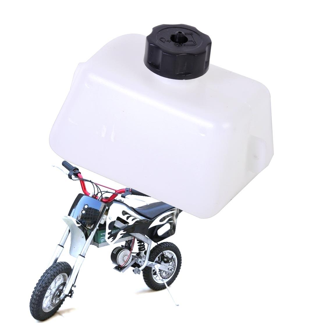 Dwcx gas fuel tank oiler for gas powered 2 stroke 43cc 47cc 49cc mini atv quad