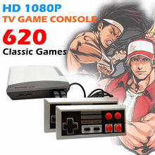 HD 1080P Classic Retro 8Bit TV Game Console 8 Bit FC Family HD Video Games Player Handheld Gaming Console System with Gamepads