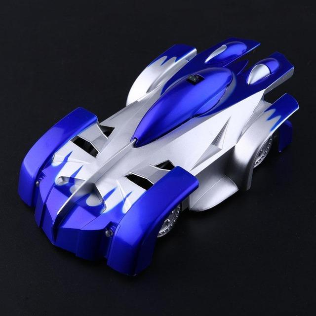 RC Coche de Control Remoto Inalámbrico creativo Girar/Jump/Caballito Velocidad Stunt Racing