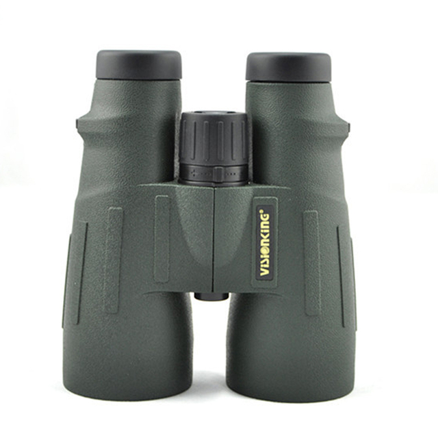 Visionking Top Quality 12x56 Binocular Telescope BAK4 Fully Multi-Coated HD Lens Guide Scope For Hunting Camping Golf Waterproof