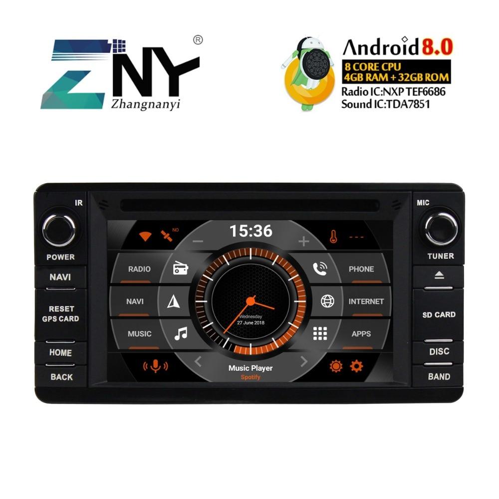 4GB Android 8.0 Car DVD For Mitsubishi Outlander ASX Lancer 2012 2013 2014 2015 2016 Auto Radio FM GPS Navigation Backup Camera цены