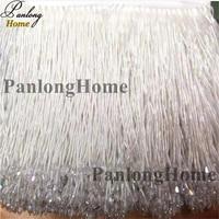 PanlongHome New Fringe Evening Dress Garments Dance Wear Lace Handmade Tassels Beading Lace 5.5 Yard/ Lot in 10 Colours