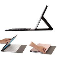 Wireless Bluetooth Keyboard Wear Resistant PU Cover Set Detachable Combination Set For IPad 9 7 For