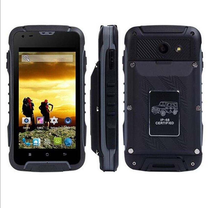 """bilder für Original SUPPU F605 IP68 telefon robuste Wasserdichte MTK6572 dual core 512 MB RAM 4 GB ROM 4,5 """"IPS bildschirm Android 4.4"""