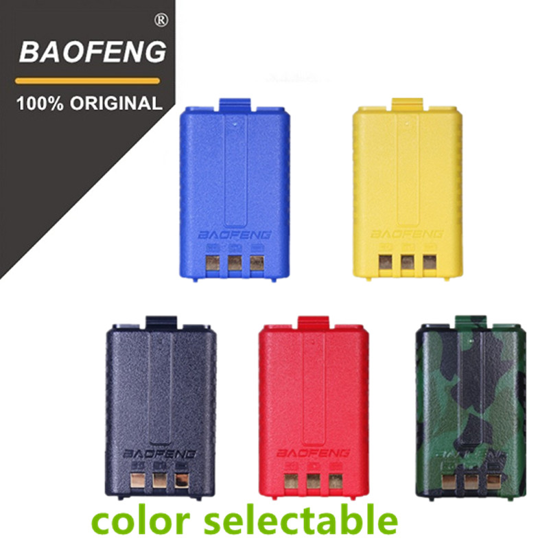 1800 mah Li-Ion BL-5 D'origine Baofeng uv5r Batterie Pour Radio Talkie Walkie Accessoires Baofeng UV-5R Uv-5re UV-5ra UV-5r Batterie