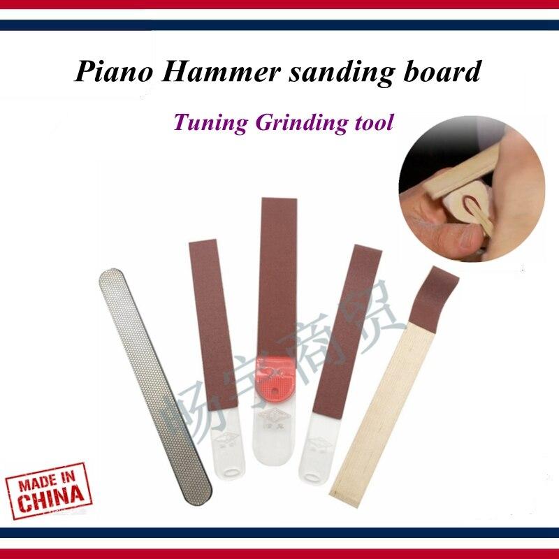 Piano Tuning Tools Accessories   Piano Hammer Sanding Board   Tuning Grinding Tool   Piano Repair Tool Parts