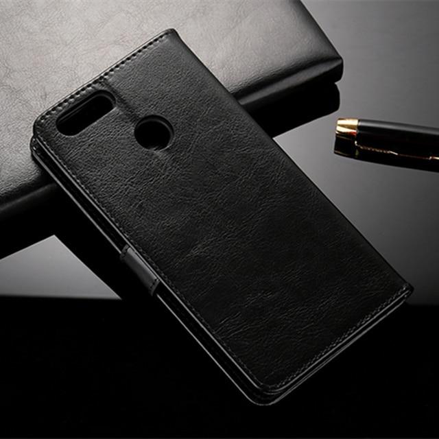 Porte Monnaie Elastique En Cuir Pour Huawei 3
