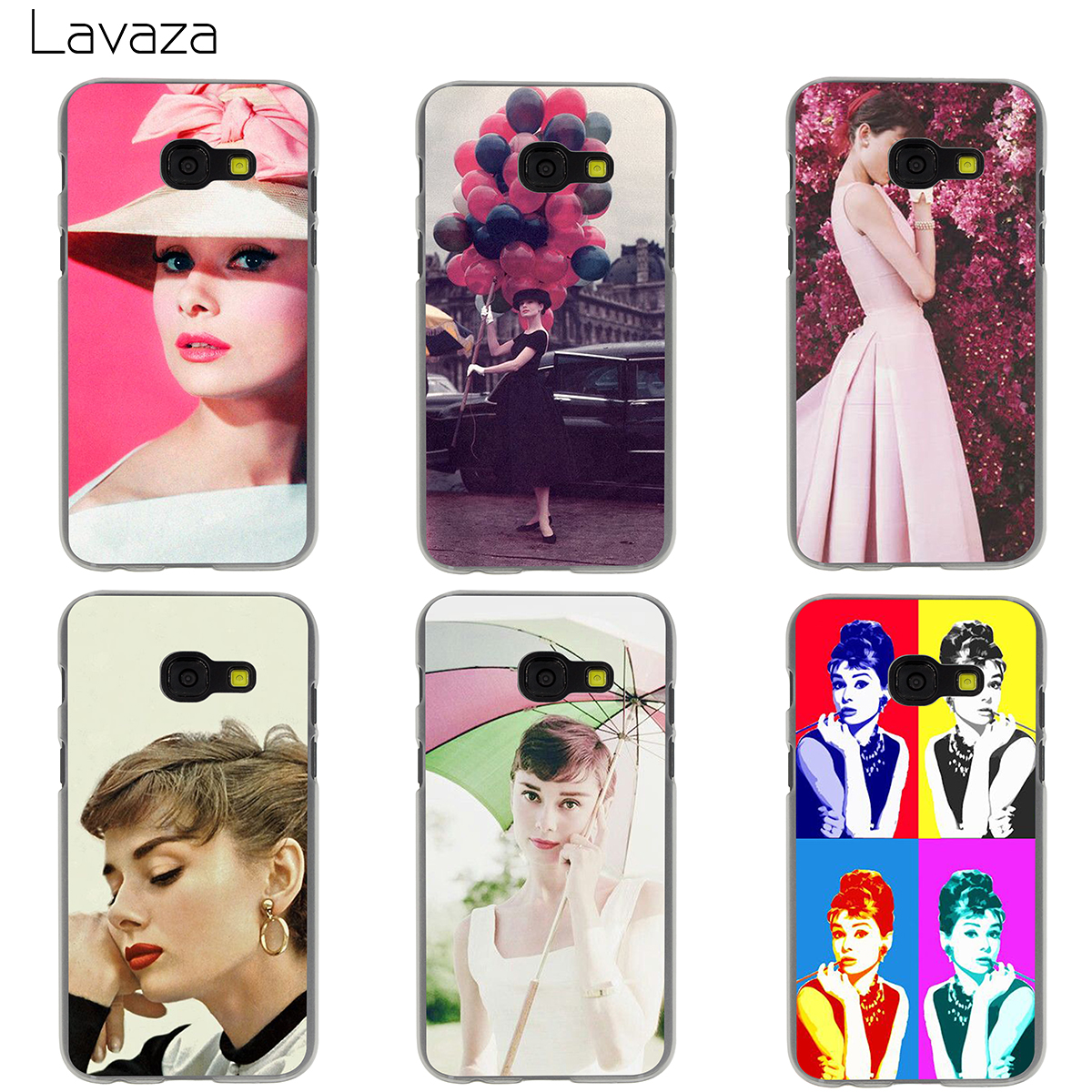 Lavaza Attack On the Giants Audrey Hepburn Bangtan Boys BTS Cat Case for Samsung Galaxy Note 8 A3 A5 A8 J3 J5 J7 2016 2017 2018
