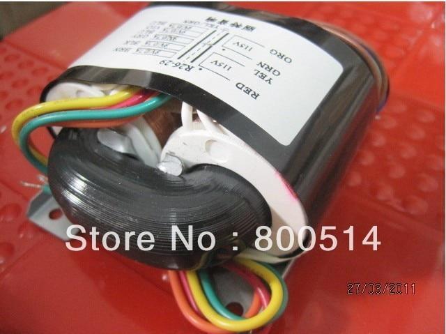 LITE  Auido R26-90    40VA  115V/230V  R core  transformer  0-165V(0.1A).0-9V X2(1A)