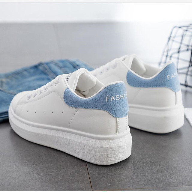 Sneakers women's 2019 breathable mesh casual shoes women's fashion sports shoes with high-grade casual women's shoes 4