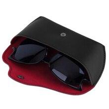 2017 Eyeglasses Storage Holder Pu Leather Vintage Sunglasses Retro Box Bag Cases