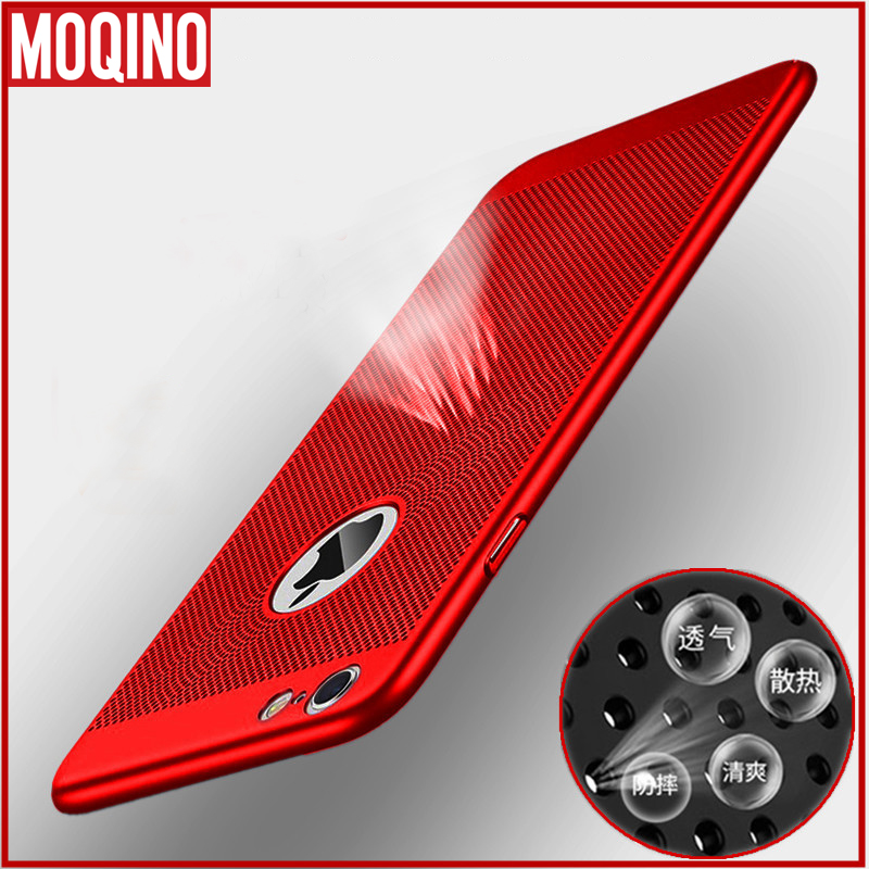 For iPhone 8 7 6 6S Plus 5 5S SE Breathing Armor Case For Samsung S8 Plus S7 Edge For Huawei P10 P9 Lite For Xiaomi Redmi 4A 3S