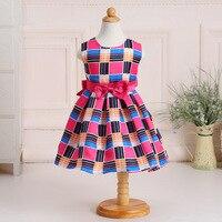 Модные Новорожденные сто дней платья для детей милые платья для девочек Детский костюм 3 м 6 м 12 м 18 м 24 м