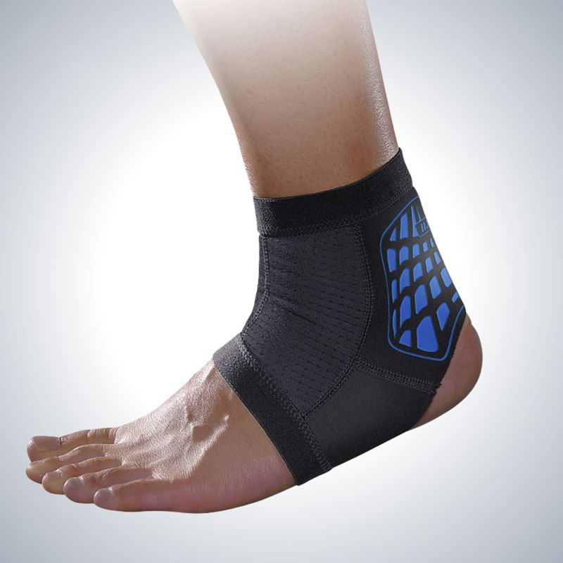 Gym Sports Ultralight Breathable Adjustable Elastic Ankle Safety Badminton Basketball Sports Ankle Support