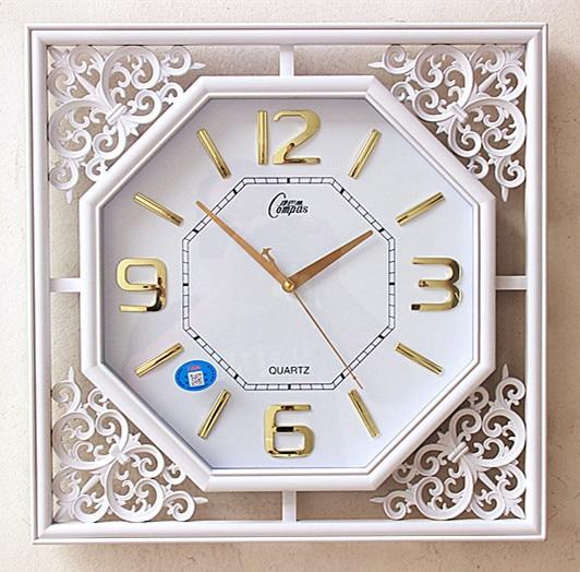 Chinesische Antike Kangbasi Moderne Grosses Wohnzimmer Wanduhr Mute Quarzuhr Europischen Garten Kreative Uhr Uhren Dekoration