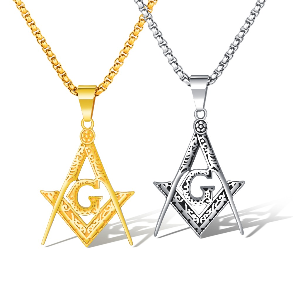 Chic Men Gold/Steel Color Stainless Steel Pendant Necklace Blazing Star God Charm Necklace Fathers Day Gift Jewelry GX1401