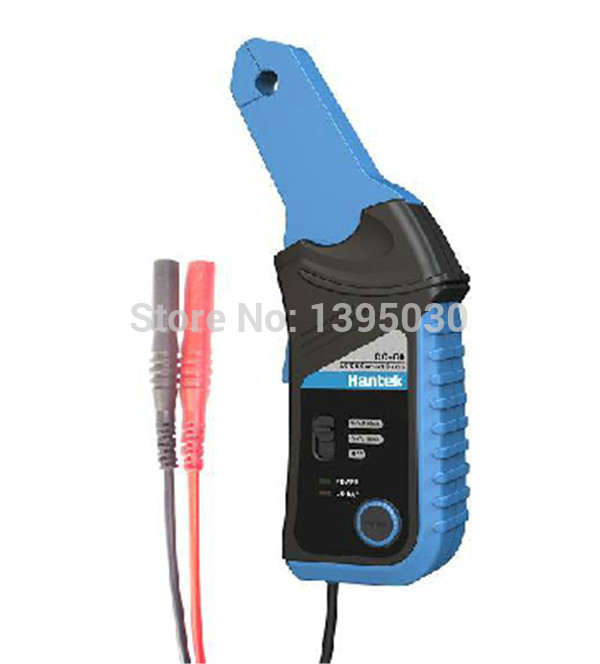 ФОТО 10pcs/lot  Hantek CC-65 AC/DC Current Clamp Meter Multimeter with BNC Connector