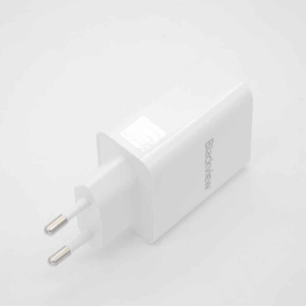 US $8 29 |Original Neue Reise Ladegerät + USB Kabel USB Linie Für Blackview  P10000 Pro Smartphone 11000 mah 5 v/5A FHD MTK6763 Octa Core in Original