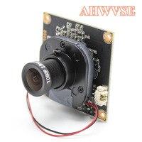 5MP IP 카메라 모듈 보드 IRCUT RJ45