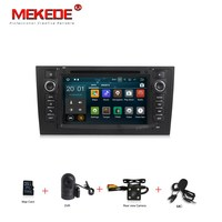 7.1.1 PX3 Quad core Android 2G RAM 16G ROM DVD multimedia de coche Para Audi A6 S6 RS6 1997-2004 con wifi gps BT