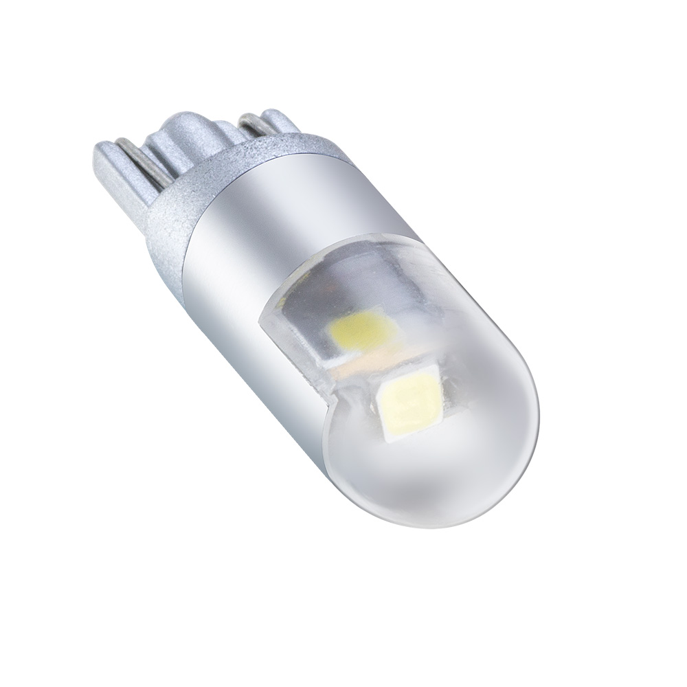 1PCS T10 168 194 W5W Car LED Bulb 12V Interior Ligh License Plate Parking Lights Lamp Au ...