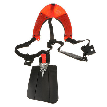 Heavy Duty Universal Shoulder Harness Strap Carry For Trimmer Brush Cutter Belt Garden Safety Power Pruner Tools heavy duty carrying straps