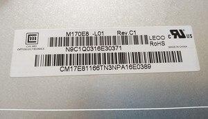 100% оригинал 17 дюймов M170E8-L01 LTM170ET01 LTM170EU-L31 M170E5-L09