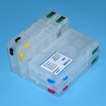 1set T7031 refill ink cartridge for epson WorkForce Pro WP-4025 WP-4015 WP-4515 WP-4525 WP-4535 WP-4545 WP-4595 WP-4020 WP-4030 фото