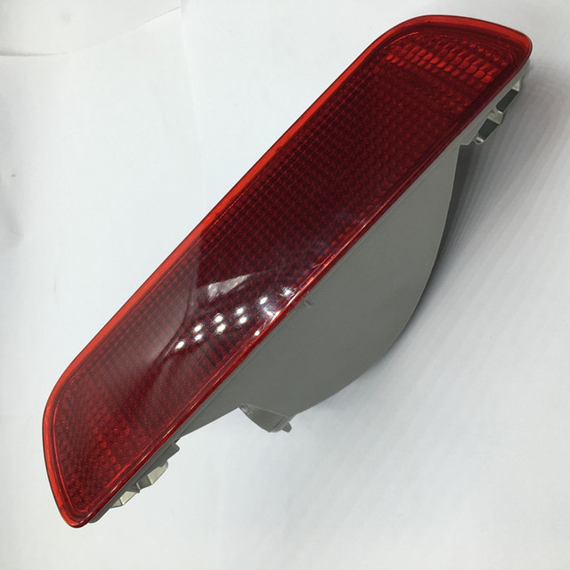 Сзади автомобиля противотуманные фары бампер лампы Заднего Стоп-Сигналы Для nissan QASHQAI 2007 2008 2009 2010 2011 2012 2013 2014 2015