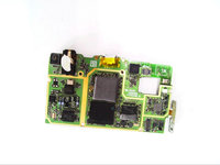 Used Motherboard Mainboard Board With Volume Up Down Button Flex Cable FPC For Lenovo P780 Cell