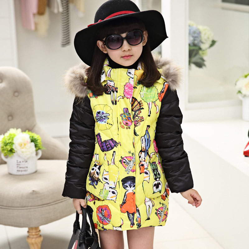 Discount Girls Winter Coats Promotion-Shop for Promotional