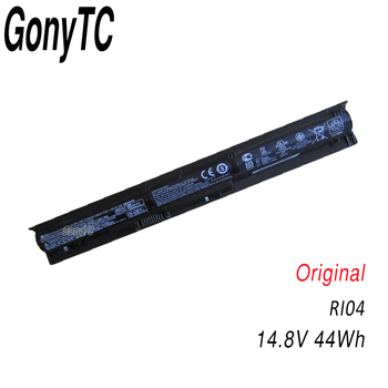 GONYTC Korea Cell New Original RI04 Battery for HP Probook 450 455 470 G3 G4 for ENVY 17 15 15-q001tx 805294-001 HSTNN-DB7B image